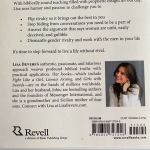 Accents - Without revival book by Lisa bevere